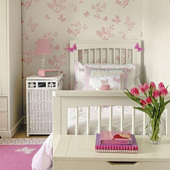 for Pretty bedroom wallpaper