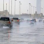 توقعات باستمرار هطول الامطار في مناطق المملكة