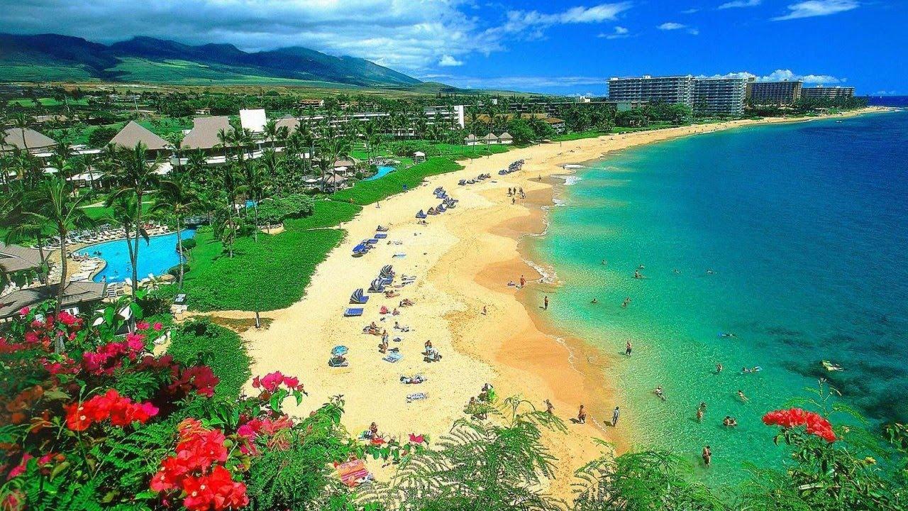 جزيرة ماوي في هاواي 1