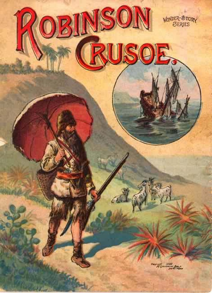 Robinson Crusoe novel