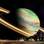 كوكب زحل Saturn