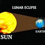 كيف يحدث كسوف الشمس وخسوف القمر