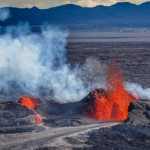 بركان بارداربونجا بالصور