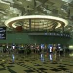 مطار شانغي بسنغافورة الدولي