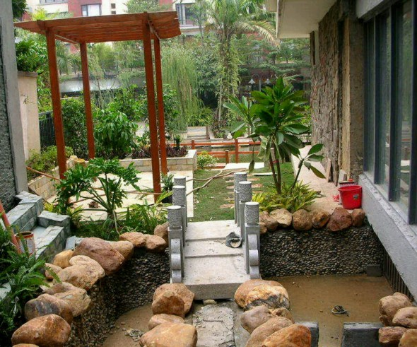 for New zealand garden designs ideas