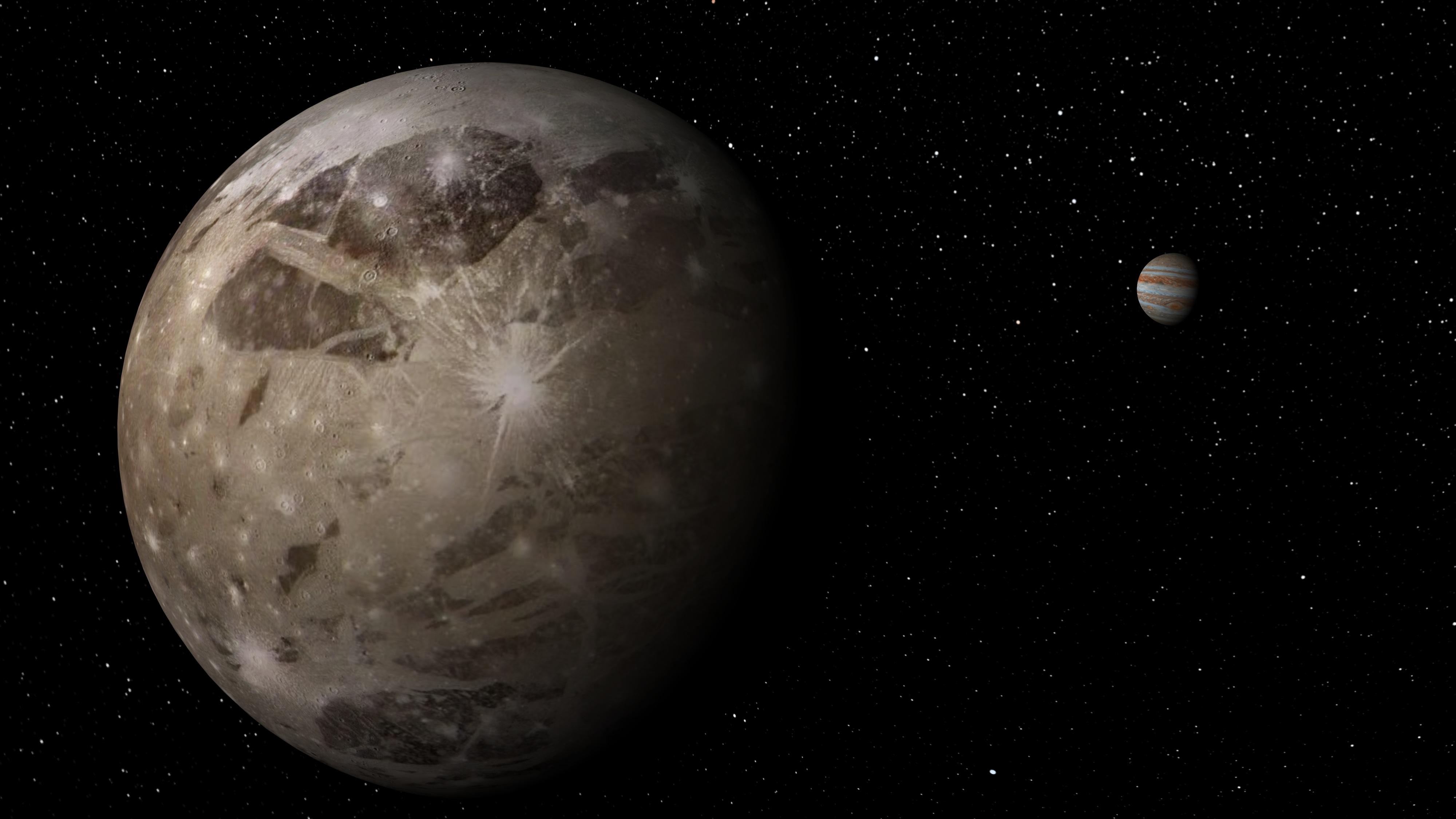 ganymede auroral belt shifting - HD4000×2250