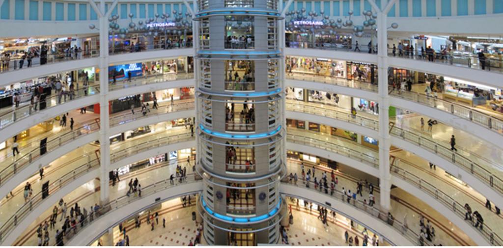 317154c7d أفضل 10 مراكز تسوق في كوالالمبور | المرسال
