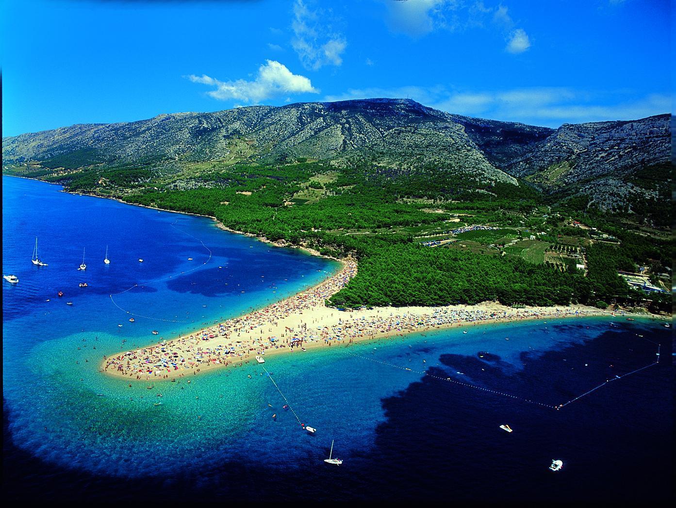 The Golden Horn Beach Croatia
