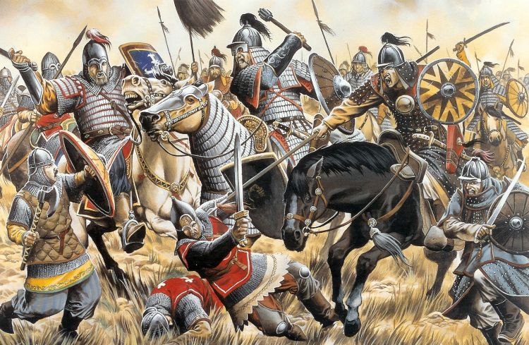 أشياء لا تعرفها عن المغول The-Mongols-were-among-the-last-people-to-successfully-invade-Russia-during-winter