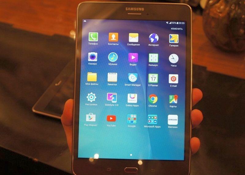 التابلت الجديد Samsung Galaxy Tab A 8.0