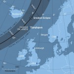 The path of totality for the 20 March 2015 solar eclipse - 214826