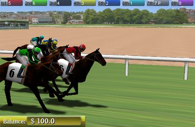 virtual horse racing games