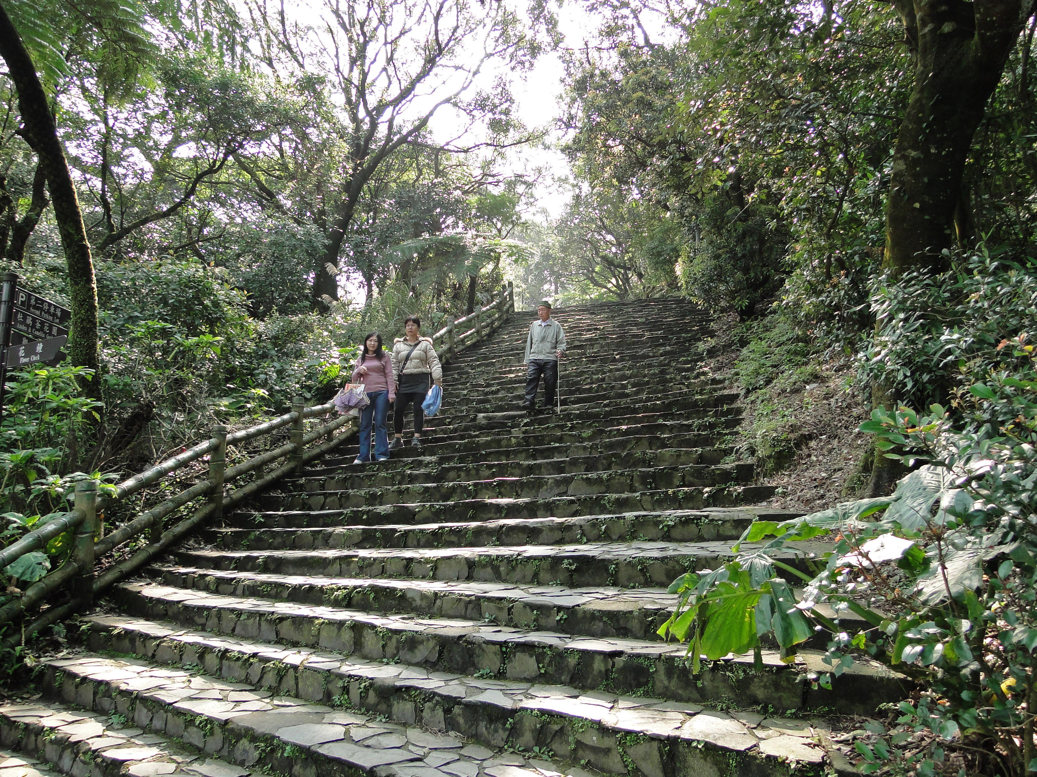 حديقة يانغ مينغ شان الوطنية