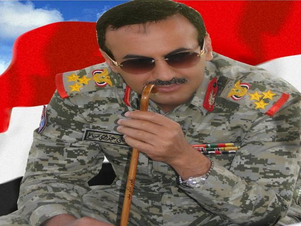 احمد علي صالح