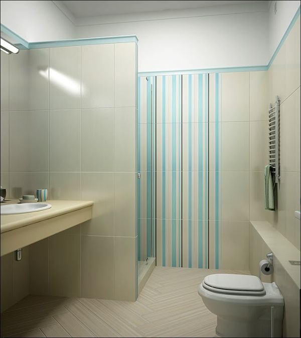 for Interior decoration of small bathroom