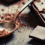الشوكولاته والكوليسترول