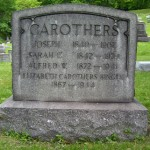 death of Carothers Joseph - 210393