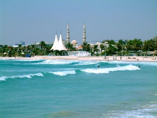 شاطئ دبي جميرا