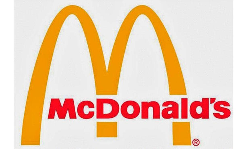 شعار ماكدونلدز Mcdonalds