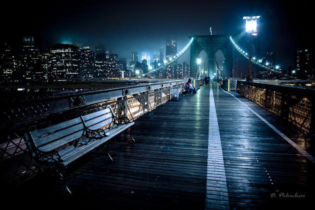 اجمل الصور الفوتوغرافية المسائية photo-of-Brooklyn-Br