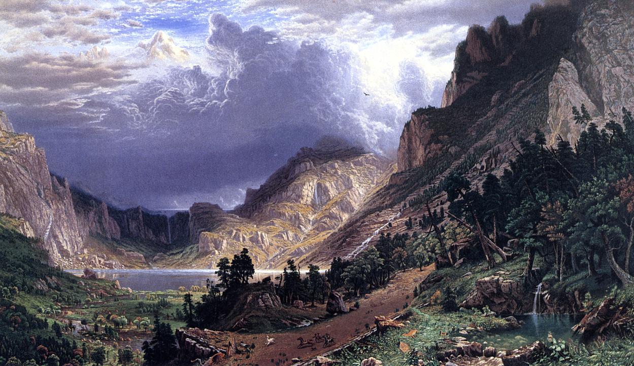 جبال روكي السياحية