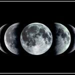 دوران القمر و تأثيره على الحالة النفسية