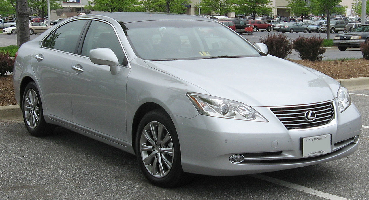 2007 2009 lexus es 350 with panoramic roof gsv40. Black Bedroom Furniture Sets. Home Design Ideas