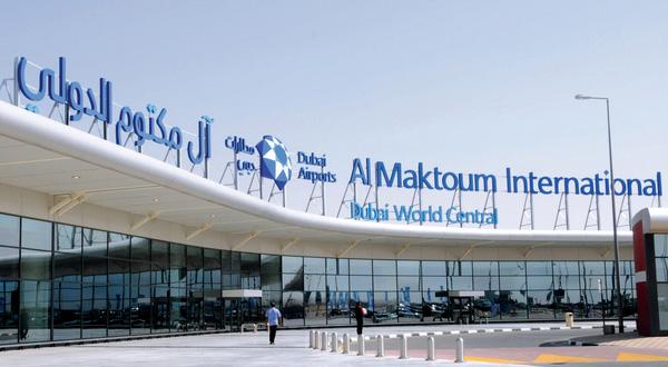 مطار آل مكتوم - افضل مطارات فى الوطن العربي