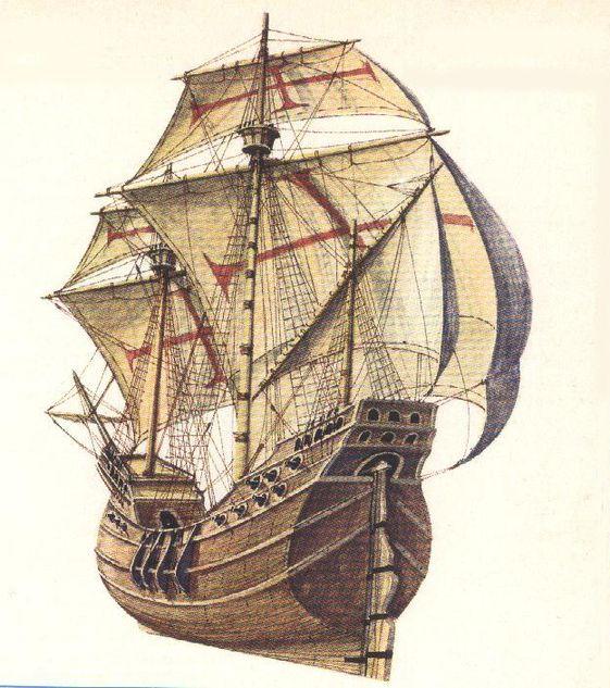 Barco portugues of Alecrim Brasil Alecrim Brasil