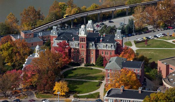 Undergraduate ROI of West Virginia