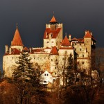 Dracula's castle. - 229994