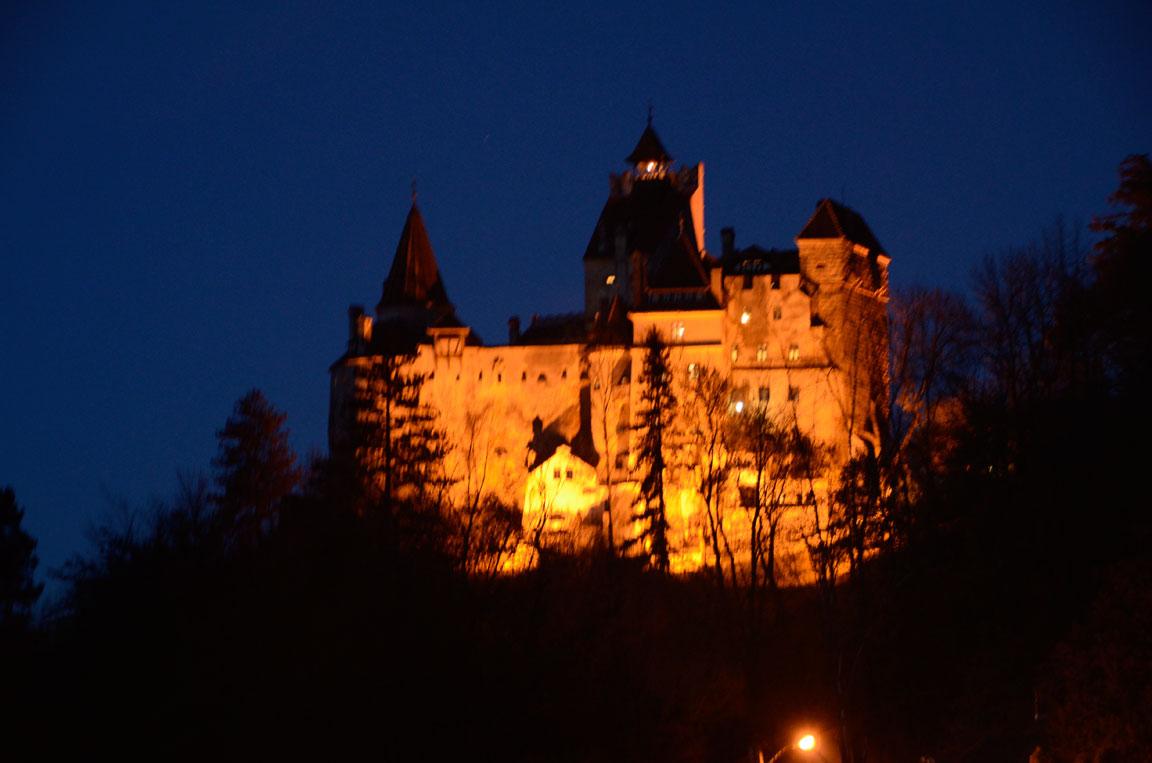Dracula's night.