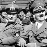 الفرق بين موسوليني و هتلر
