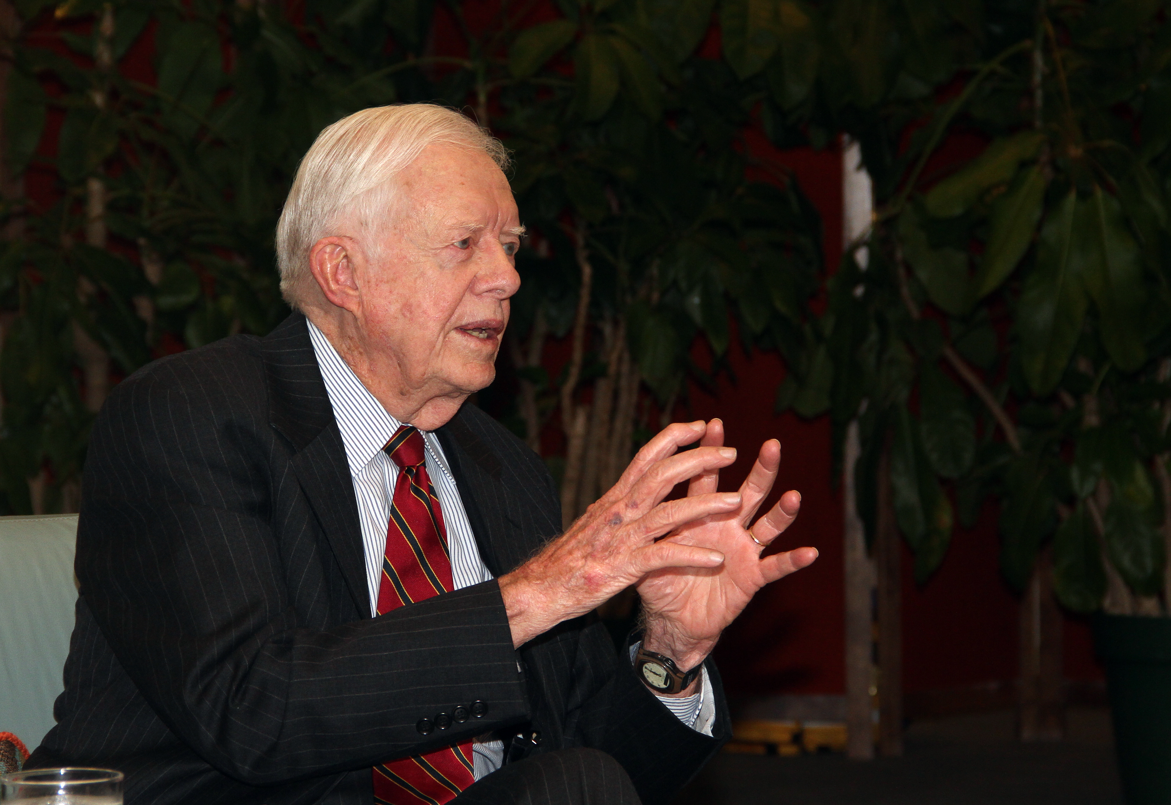 Get the Scoop on President Jimmy Carter