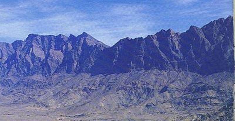 جبال الحجر