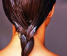 how to get rid of greasy hair fast