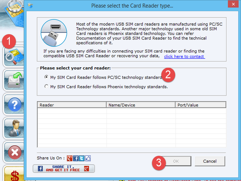 How to use the program Data Doctor Recovery Sim Card