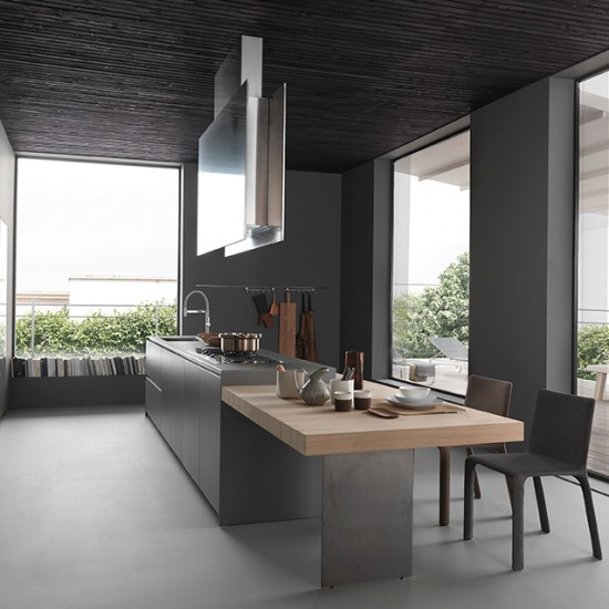 Grey Kitchen Ideas That Are Sophisticated And Stylish: افكار مطابخ باللون الرمادي