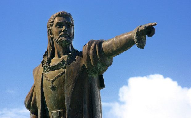 Estátua de Pedro Alvares Cabral