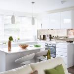 كيفية تصميم مطبخ صغير