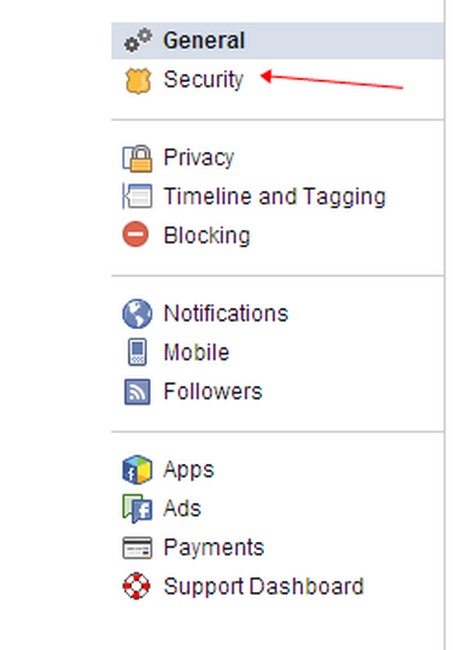 كيفية الغاء حساب الفيس بوك