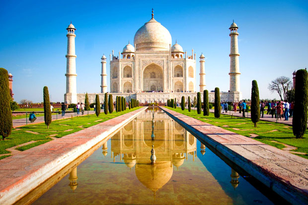 Taj Mahal (7 wonders of world), India