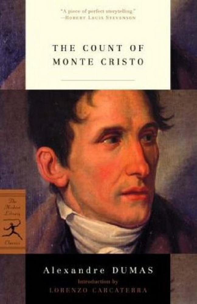 The count of monte cristo resume