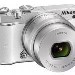 كاميرا نيكون السريعة Nikon 1 J5