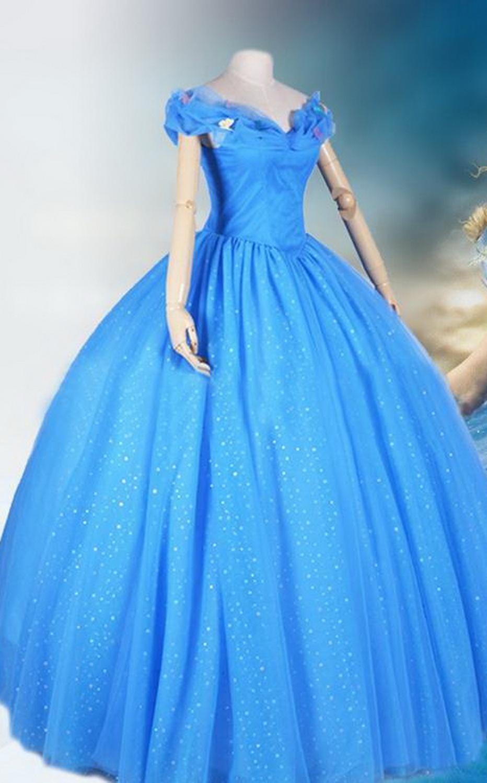 فستان سندريلا