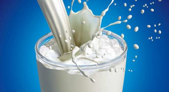 فوائد شرب الحليب البارد المرسال