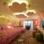 ديكورات اسقف غرف نوم الاطفال