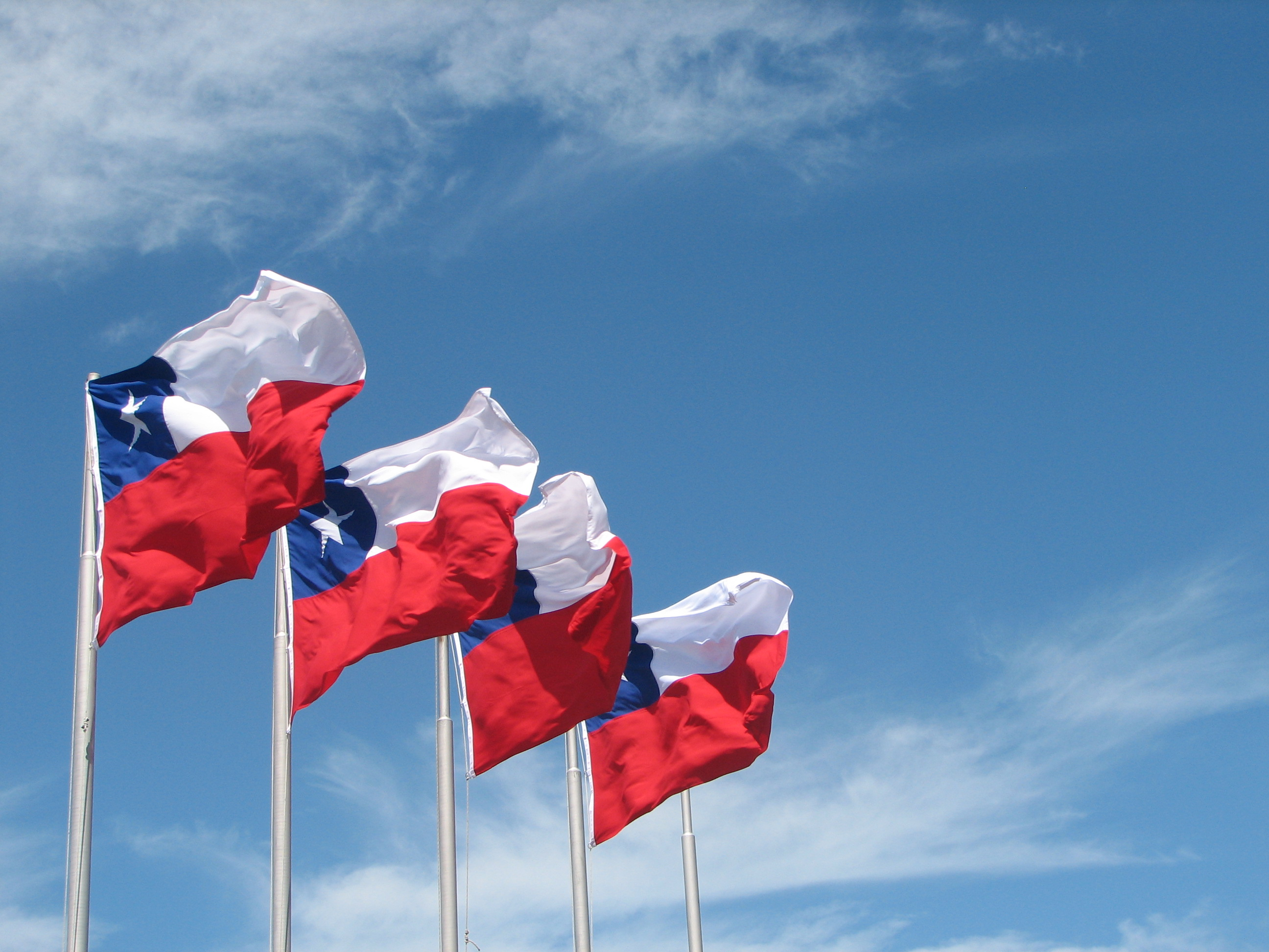 flags of Chile