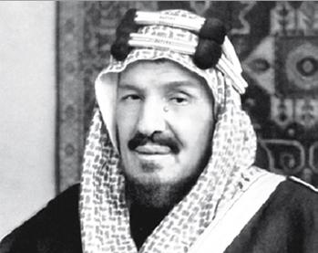 صور معاهدة دارين بين السعودية وبريطانيا 1915 م 2015 الملك-عبد-العزيز-آل-