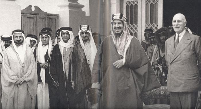 معاهدة دارين بين السعودية وبريطانيا 1915 م | المرسال